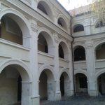 Alumnatas Courtyard