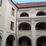 Royal Palace – Inner Courtyard