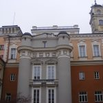 The Observatory Courtyard of the Vilnius University