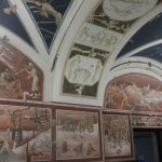"""The Seasons"" Fresco-Paintings at the Vilnius University"