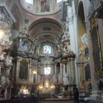 Dominican Church of the Holy Spirit  (Interior)