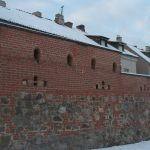Defensive City Walls of Vilnius