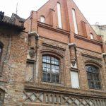 Gothic Brick Architecture in Vilnius: Pilies (Castle) Str.