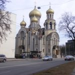 The Russian Orthodox Church of St. Michael and St. Constantine