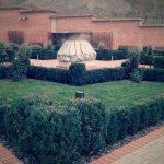 The Renaissance Palace Garden in Vilnius