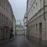 University St. in Vilnius
