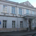 Tyszkiewicz Estate in Trakų St. 1 in Vilnius