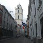 St. John Steet in Vilnius