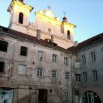 Dominitian Monastery, Vilnius, Old Town